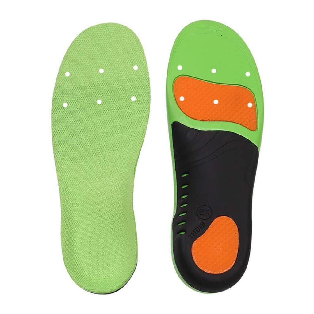 WGE Sports Semelle Intérieure Orthétique Inserts Orthèses Boot, Semelle Intérieure en Gel pour Orthèse Plantaire pour Fasciite Plantaire, XS [Classe énergétique A]