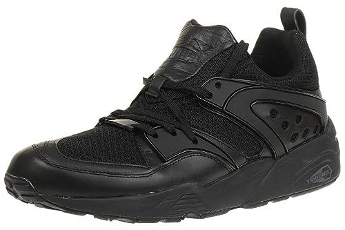 Puma Blaze Of Glory Yin Yang Herren Sneakers, Schwarz