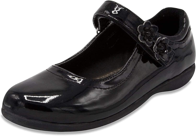 French Toast Girls Fallon Flat Mary Jane Dress School Uniform Shoe