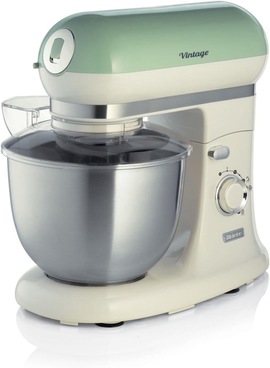 Ariete 1588/04 Robot de cocina, color verde, 2400 W, 10 Velocidades