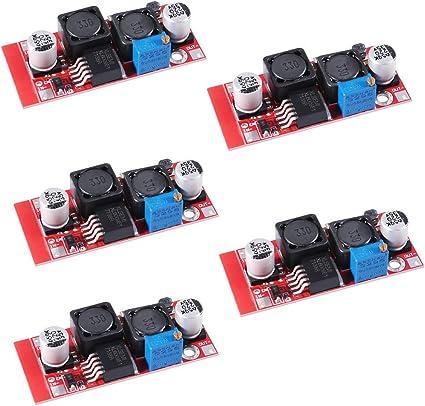 DC Boost Buck Einstellbare Step Up Down Konverter XL6009 Automatisches Modul
