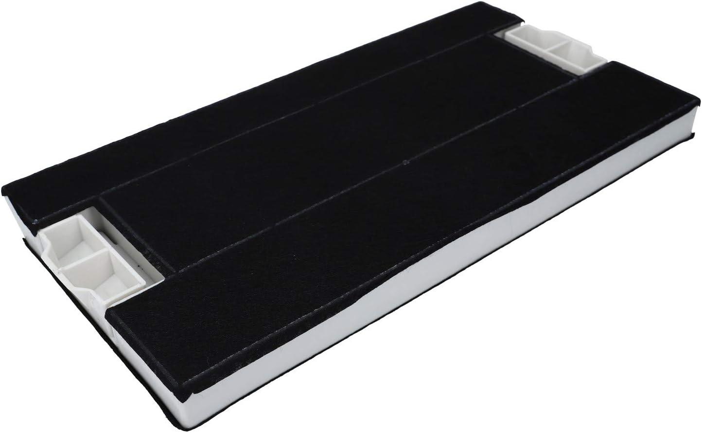 DL-pro Filtro de carbón para campana extractora Bosch Siemens Neff Balay Gaggenau Küppersbusch 00434229 434229 DHZ4506 LZ45501 Z5144X1