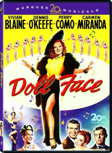 Full Face Dvd (Doll Face '46)