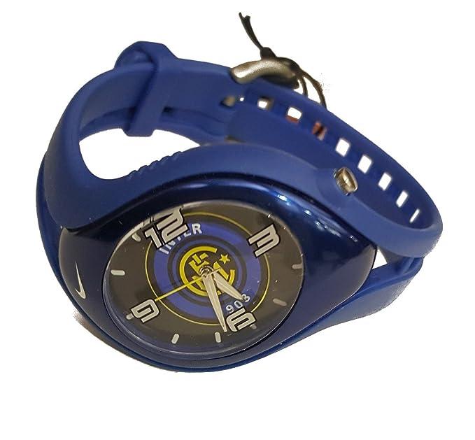 Reloj NIKE Triax oficial Inter Fútbol