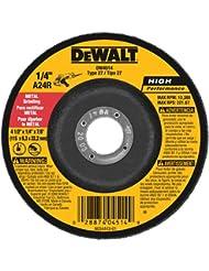 DEWALT DW4514B5 4-1/2-Inch by 1/4-Inch by 7/8-Inch Metal Grin...