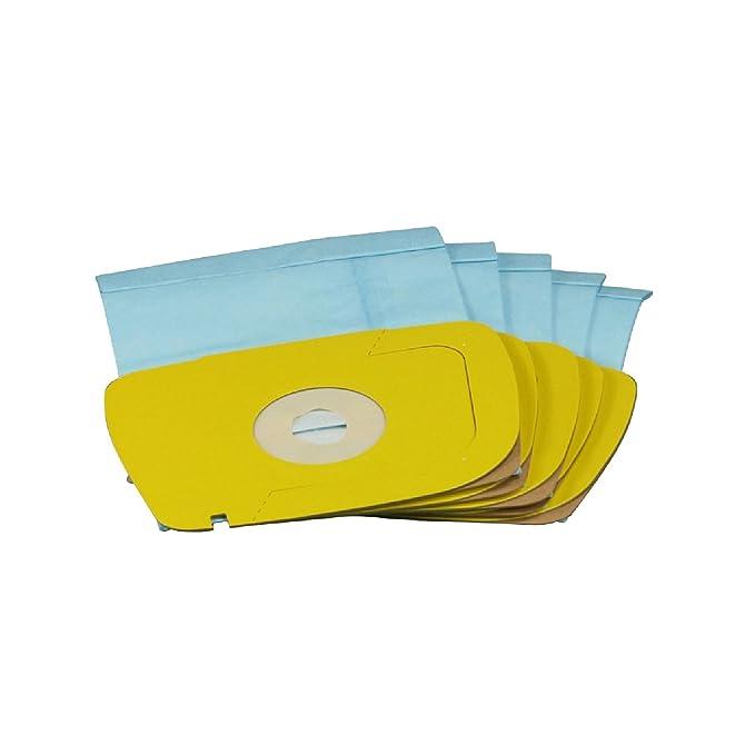 5 x Bolsas bolsas de aspiradora Electrolux D 820 Lux 1 Royal ...