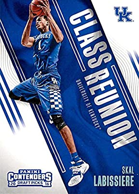 Basketball NBA 2016-17 Panini Contenders Draft Picks Class Reunion #10 Skal Labissiere NM-MT