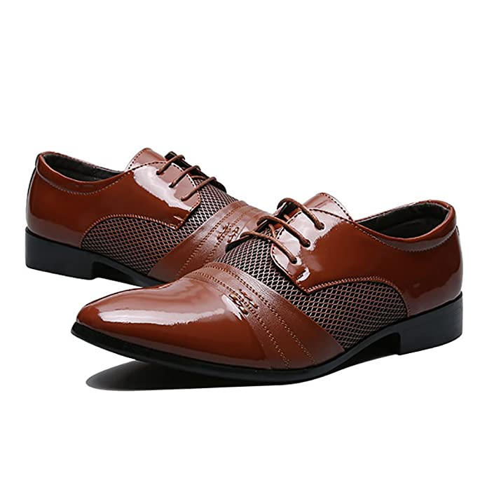 Rossellini Zapatos de Cordones Para Hombre, Color Multicolor, Talla 47