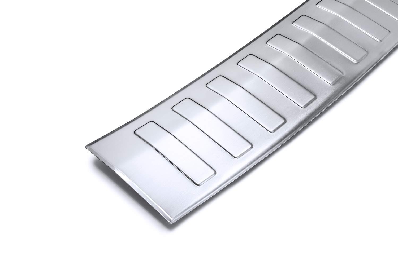 tuning-art BL950 Protection de seuil de Coffre Chargement Couleur:Argent