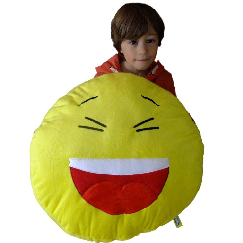 Amazon.com: Enorme Gigante Massive Goofy Emoji Emoticono ...