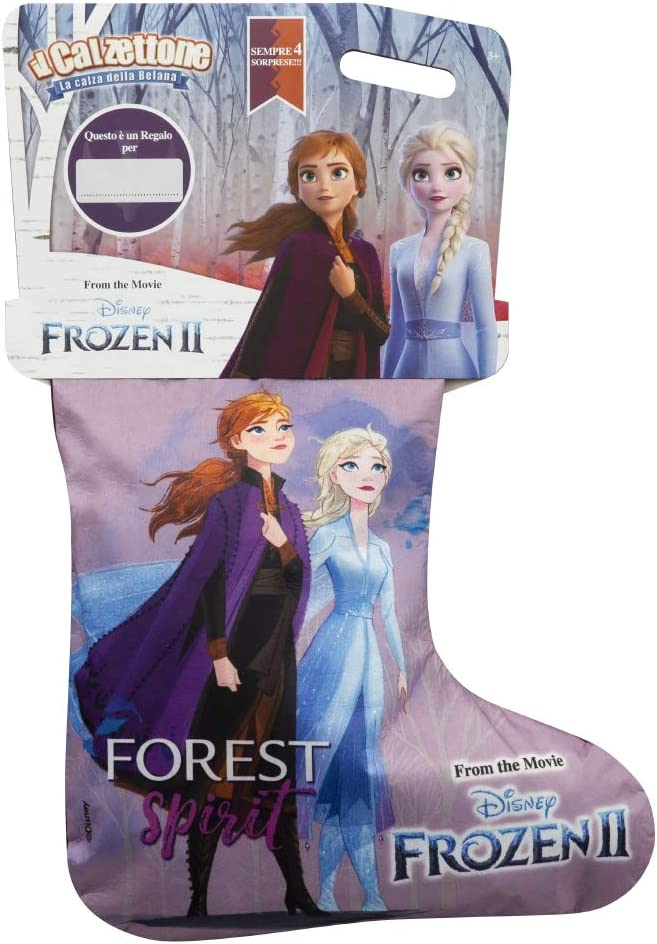la calza di Frozen II