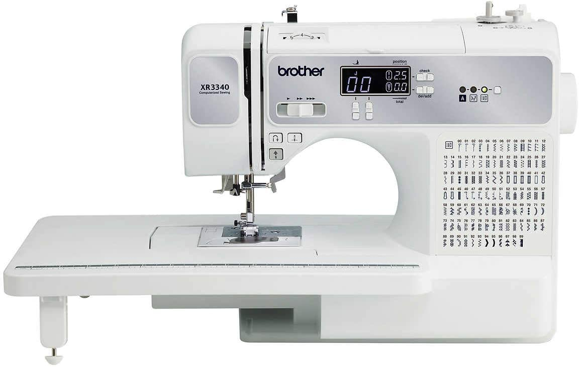 Best Combo: Brother XR3340 Advanced Sewing Machine
