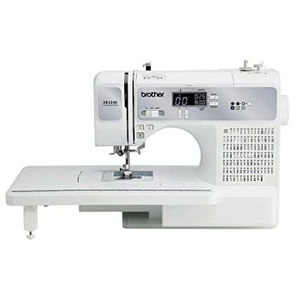 Amazon Brother XR40 Advanced Computerized LCD Sewing And Mesmerizing Brother Sewing Quilting Machines