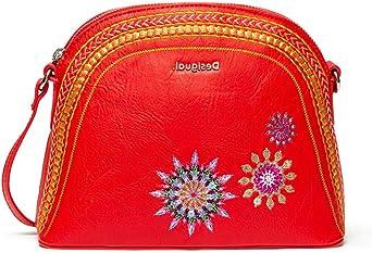 Red Desigual Handbag Red