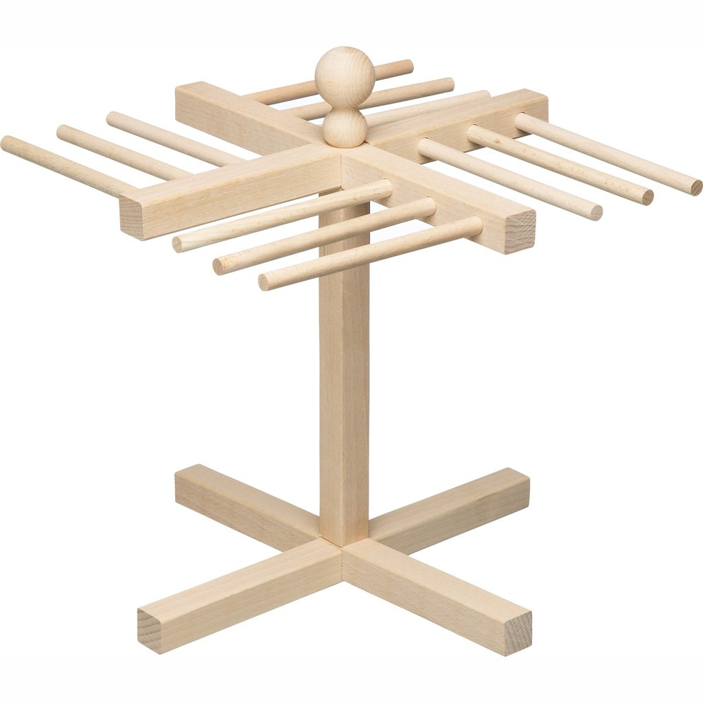 Kitchen Craft Italian Collection Pasta Drying Stand, 33cm x 30cm KCPASTASTAND 1009496