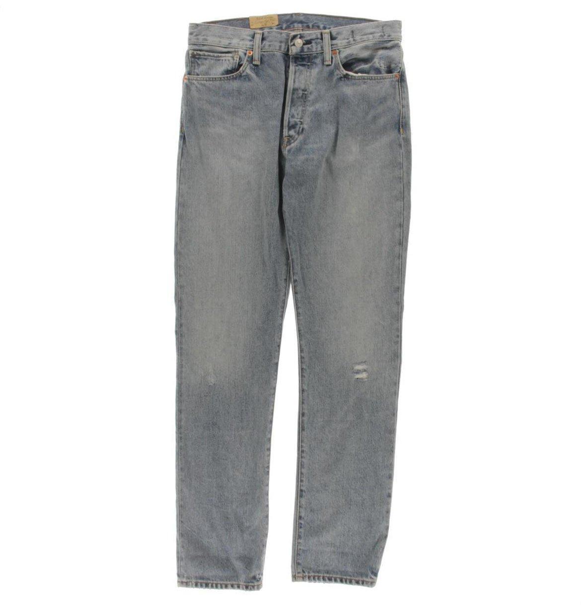 RALPH LAUREN Denim & Supply Women's Monroe Vintage High-Rise Jeans (30, Brooke Wash)