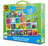 The Learning Journey Jumbo Floor Puzzles-Alphabet