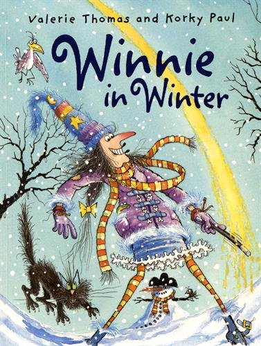 Winnie in Winter: Amazon.co.uk: Thomas, Valerie, Paul, Korky:  9780192726452: Books