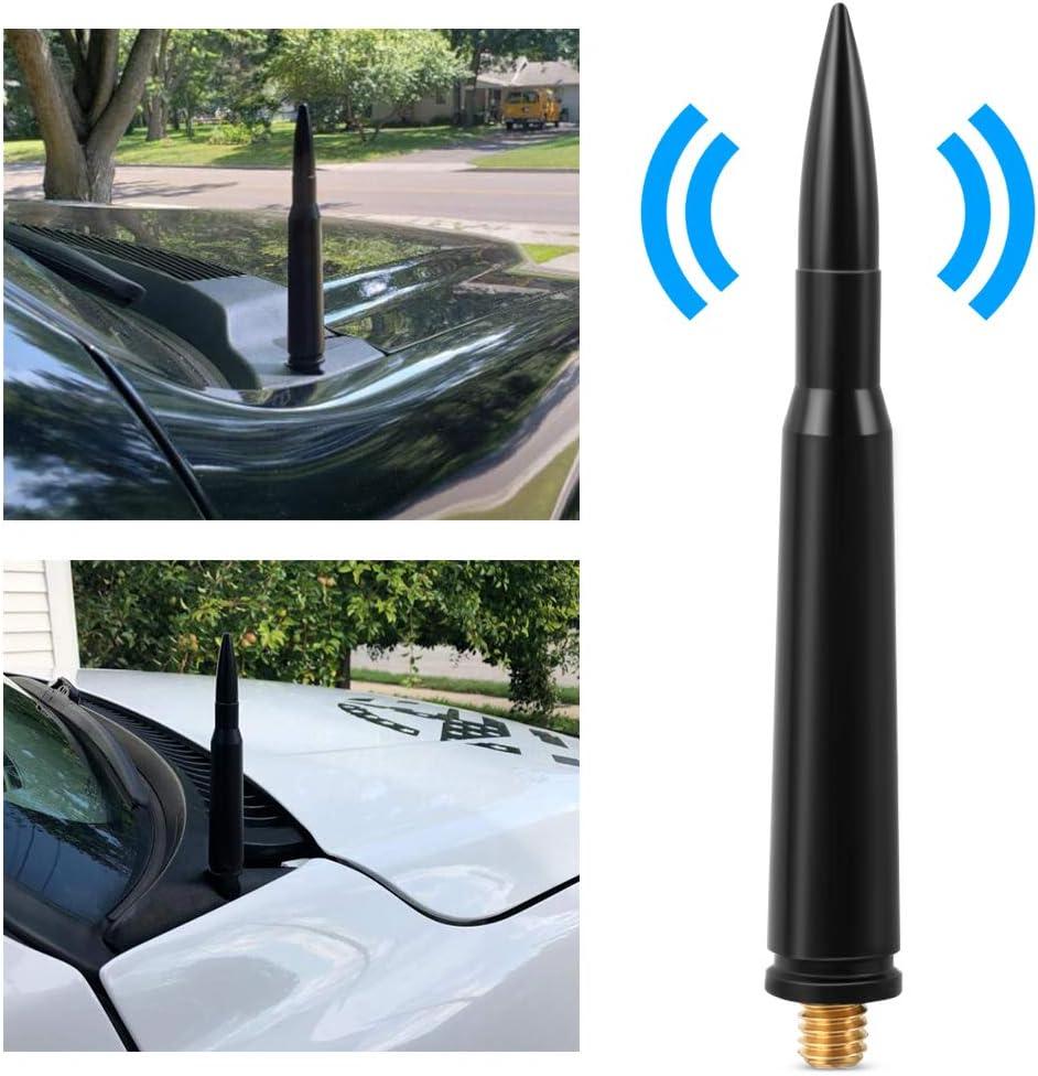 Antena de munición para Ford Mustang, antiniebla antirrobo de ...