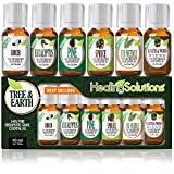 Top 6 Tree & Earth Essential Oils 100% Pure, Best Therapeutic Grade...