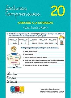 Lecturas comprensivas 20 - Leo Textos XIV