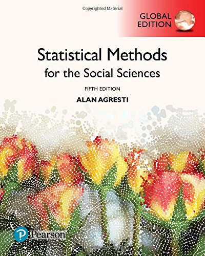 Statistical Methods for the Social Sciences, Global Edition PDF