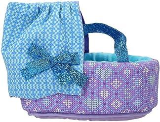 Distroller Neonate Nerlie Sigoto Bassinet Blue & Purple WINTER18 - Edition in Spanish