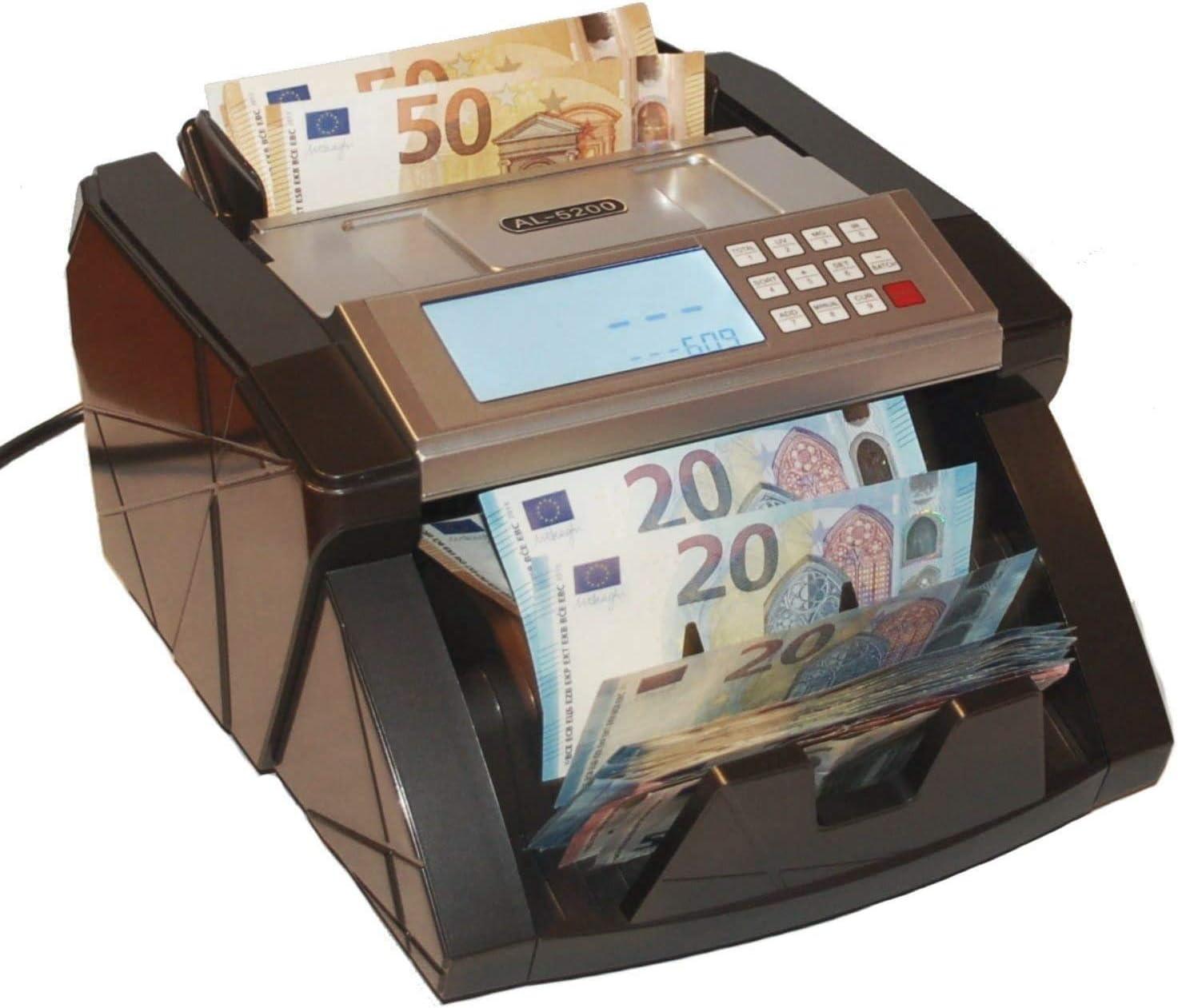 Compteur de billets de banque