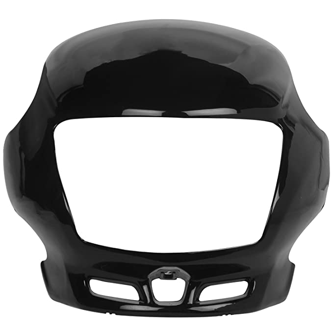 Sai Sai 288 Headlight Visor For Honda Dream Yuga Black Amazon In Car Motorbike