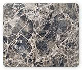 Marble Mouse Pad Ceramic Style