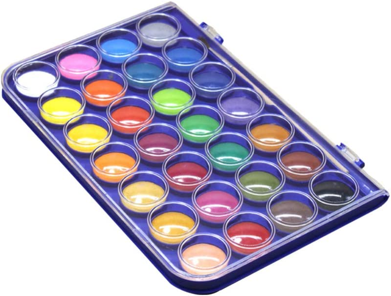 Healifty Conjunto de Pinceles de Pintura Pinceles con Mango de Madera Herramientas de Pintura Al /Óleo Pincel de Pintura de Acuarela para Artistas Adultos Ni/ños 12 Piezas Plano