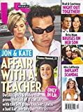 Jon & Kate Gosselin l Brad Pitt & Courteney Cox l Nadya Suleman (Octo Mom) l Carrie Prejean - May 18, 2009 US Weekly Magazine