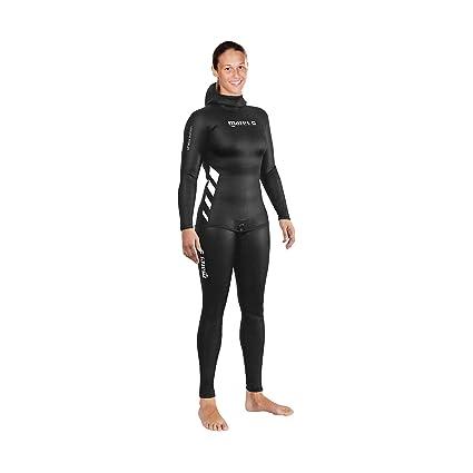 Amazon.com   Mares Women s 5mm Apnea Instinct 50 Wetsuit Jacket ... e7d38b0ab