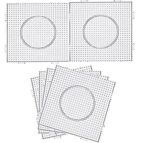 Tablero plancha para canutillos Beads 14.5 x 14.5 cm