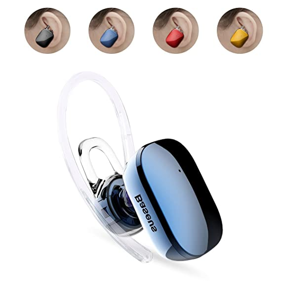 Bluetooth Earbud Baseus V41 Touch Key Design Wireless Mini Headset With Noise