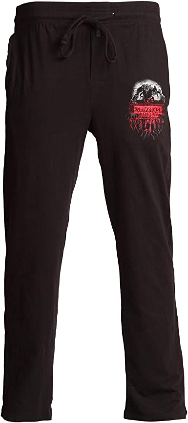 Inspired by the Stranger Things Fan Art Fabrics Leggings