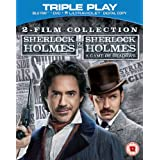 The Sherlock Holmes 2 Film Collection