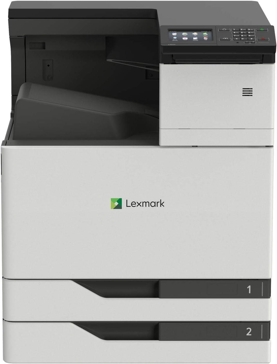 Lexmark CS921de Color Laser Printer - Desktop - 35 ppm, A3, Legal, Letter, Duplex - 32C0000