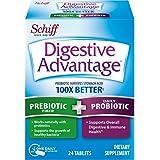 Digestive Advantage Prebiotic Fiber Plus Probiotic Capsules 24 ea