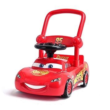Baby walker Juguete de la música de los niños del Carrito del Andador para bebés 6-7-18 Meses de Velocidad Ajustable antivuelco Andador para bebés: ...