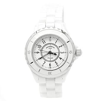 a75a08db23 [ピエールタラモン]pierretalamon 腕時計 レディース ウォッチ ジュエリーコレクション セラミック ホワイト PT-1600L
