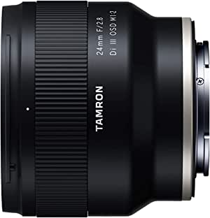 Tamron F051SF - Objetivo de 24 mm F/2.8, Di III RXD Macro 1:2 Sony ...