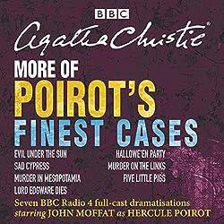 More of Poirot's Finest Cases