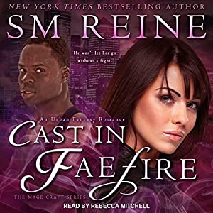 Cast in Faefire Audiobook