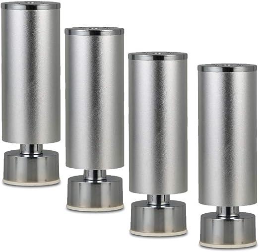 Support leg Aleación de Aluminio Pies Mesa de Trabajo Patas de ...