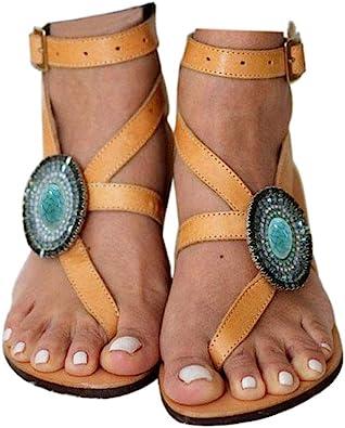 Women's Gladiator Sandals, Cross Tie