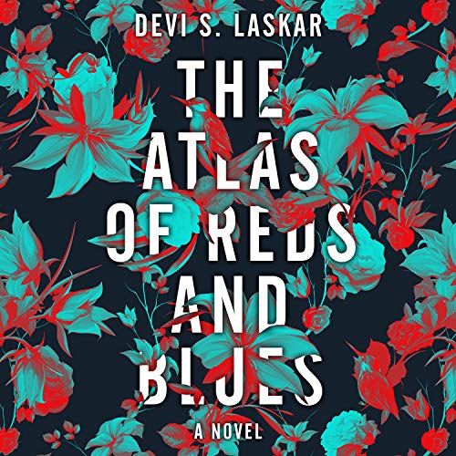 Book Cover: The Atlas of Reds and Blues: A Novel