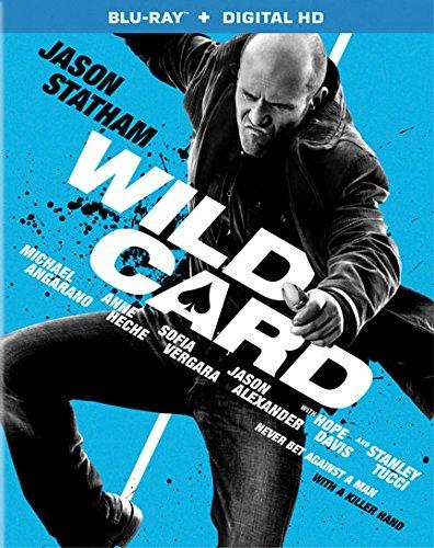 Blu-ray : Wild Card (Blu-ray)