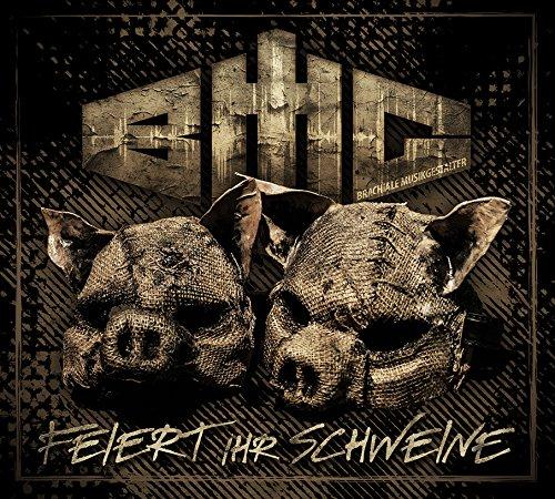 BMG aka Brachiale Musikgestalter - Feiert Ihr Schweine - (ZYX 21107 - 2) - CD - FLAC - 2016 - WRE Download