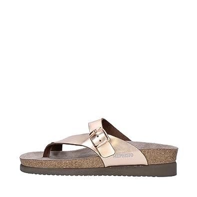 938136bf8c7312 Mephisto Helen Tongs Femme: Amazon.fr: Chaussures et Sacs